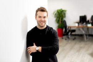 Alexandre Lemieux, directeur du développement des affaires